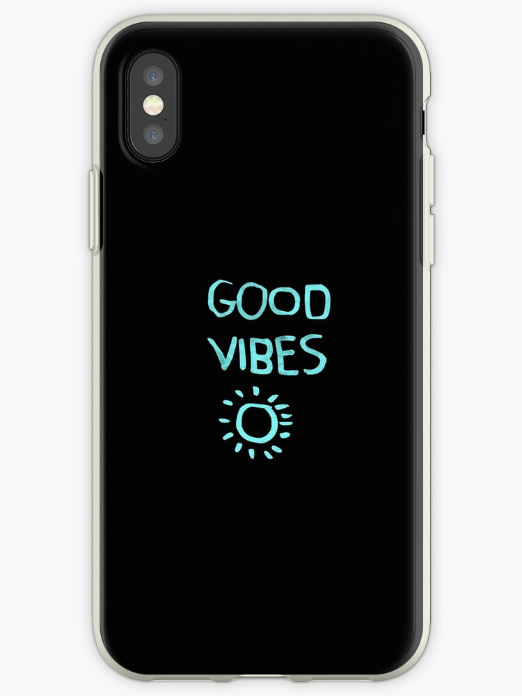good vibes by chanler routhier