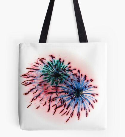 HighKey Firework Tote Bag