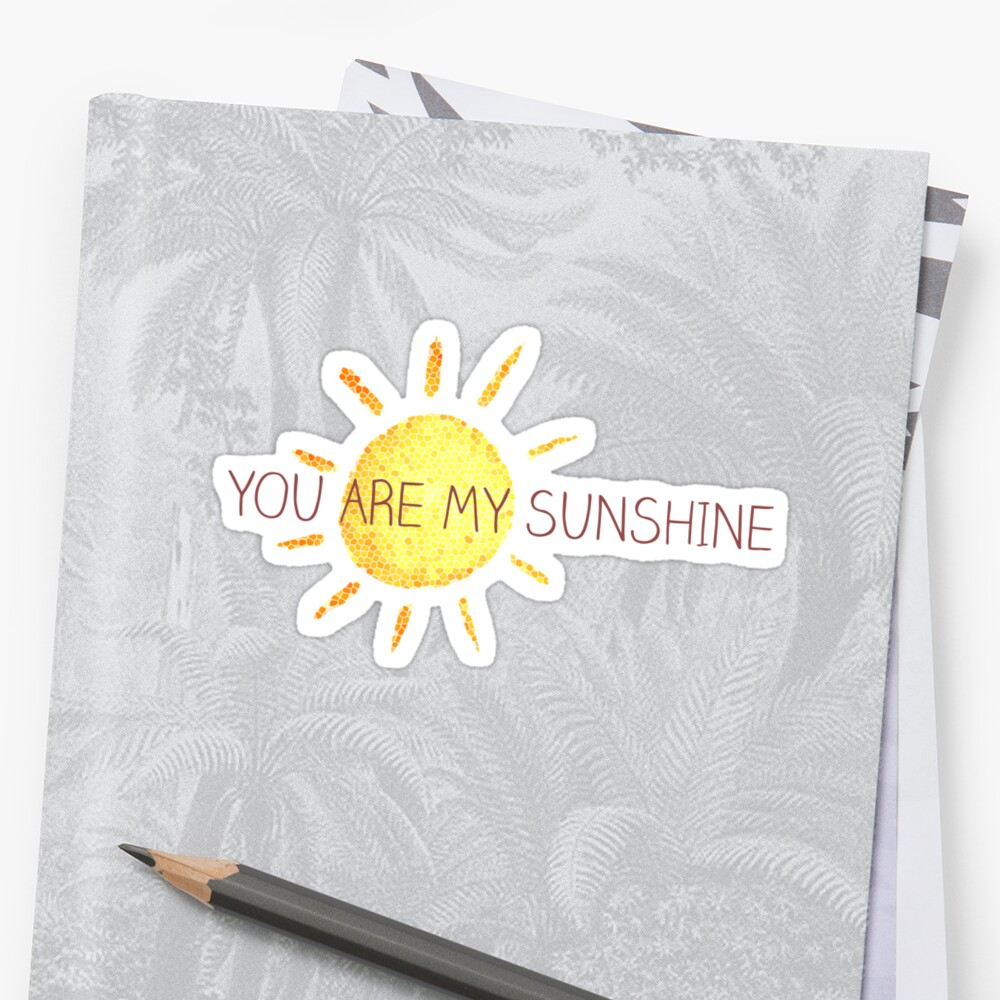 You Are My Sunshine by NeekP