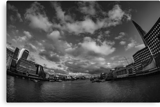 RIVER THAMES  by CLCaptures