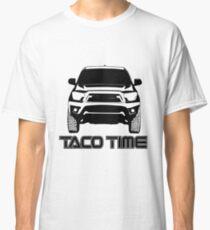 Taco Time- Toyota Tacoma 2nd Gen Classic T-Shirt