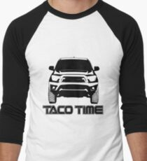 Taco Time- Toyota Tacoma 2nd Gen Men's Baseball ¾ T-Shirt