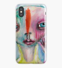 """""""I held your heart with loving grasp"""" iPhone Case/Skin"""