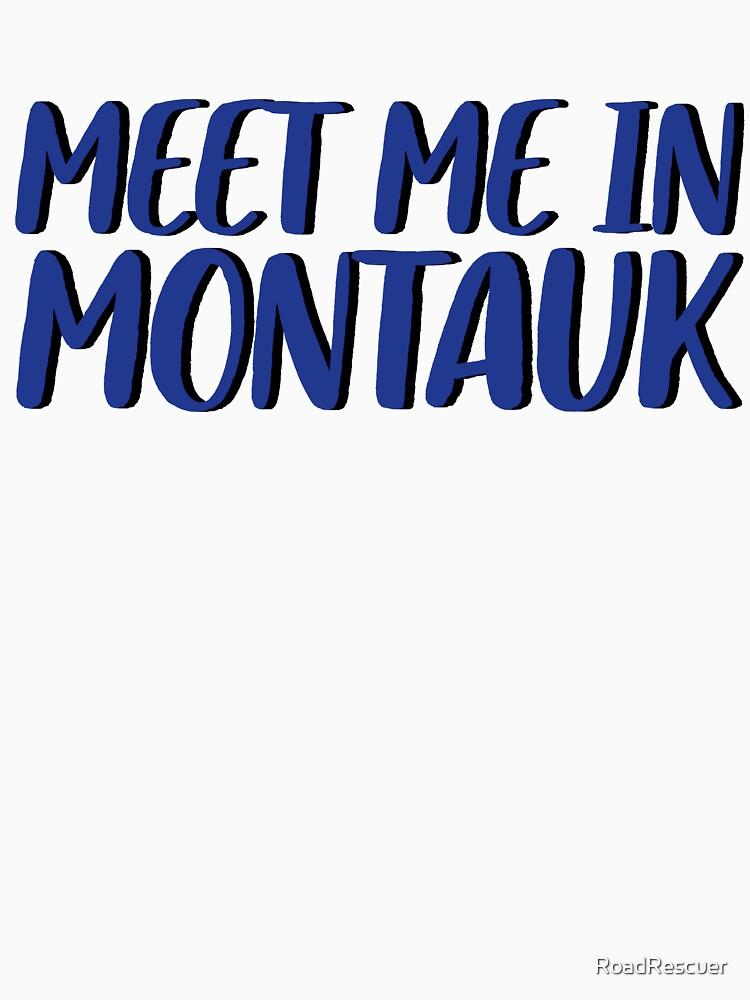 Meet Me In Montauk - Adventure Traveler by RoadRescuer