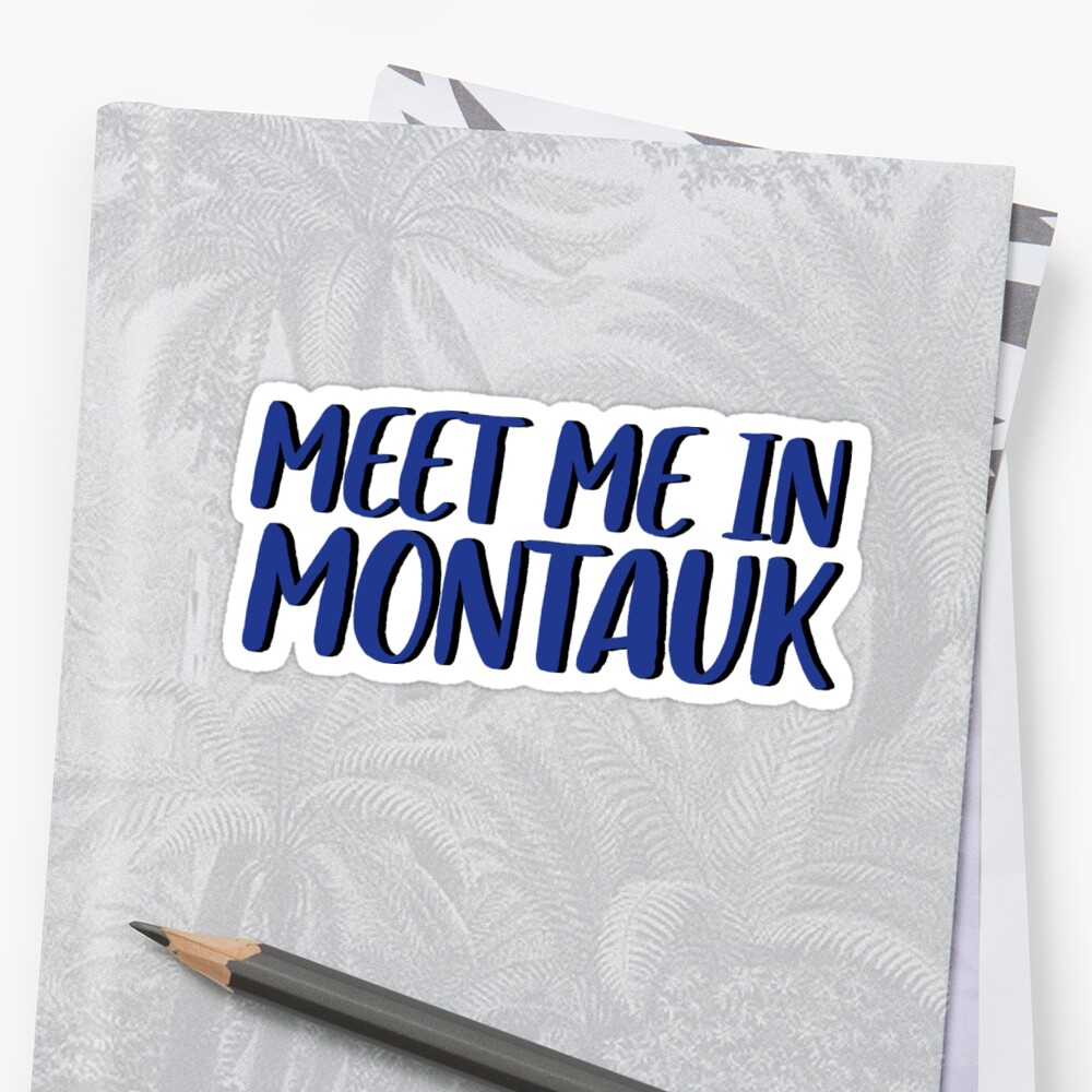 Meet Me In Montauk - Adventure Traveler by RoadRescuer
