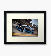 Bugatti Veyron Grand Sport Vitesse Framed Print