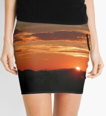 Arizona Sunrise Mini Skirt