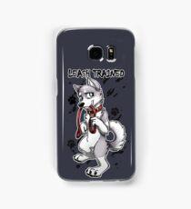 Leash Trained - Gray Husky Samsung Galaxy Case/Skin