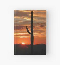 Arizona Sunrise Hardcover Journal