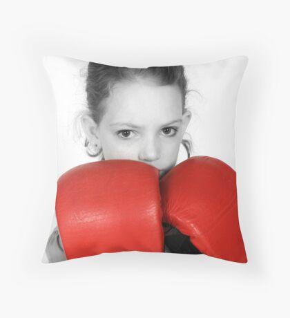 Go on...I dare you! Throw Pillow