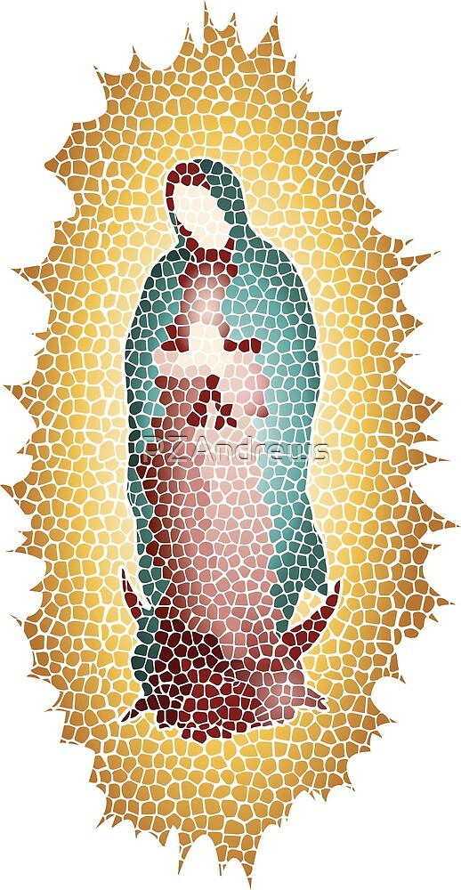 Our Lady of Guadalupe by PZAndrews