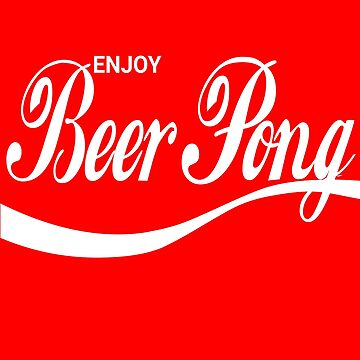 Beer Pong by everything-shop