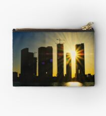 Sunset over Miami Studio Pouch