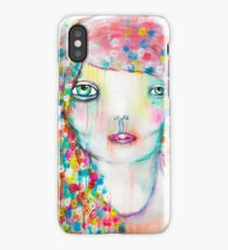 """""""I'll be in the Garden"""" iPhone Case/Skin"""
