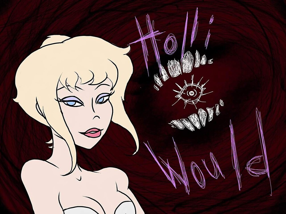 Holli Would by lordwindykilt