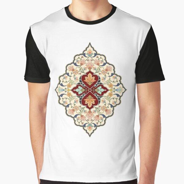 Persian Rug Design 01  Graphic T-Shirt