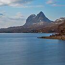 Suilven and the Cam Loch, Assynt by derekbeattie