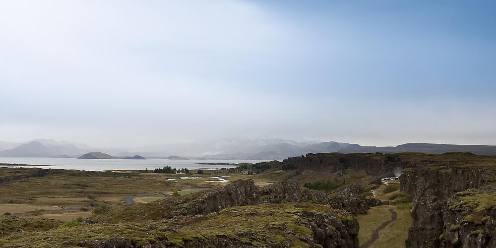 Þingvellir (Iceland) by Phil Bain
