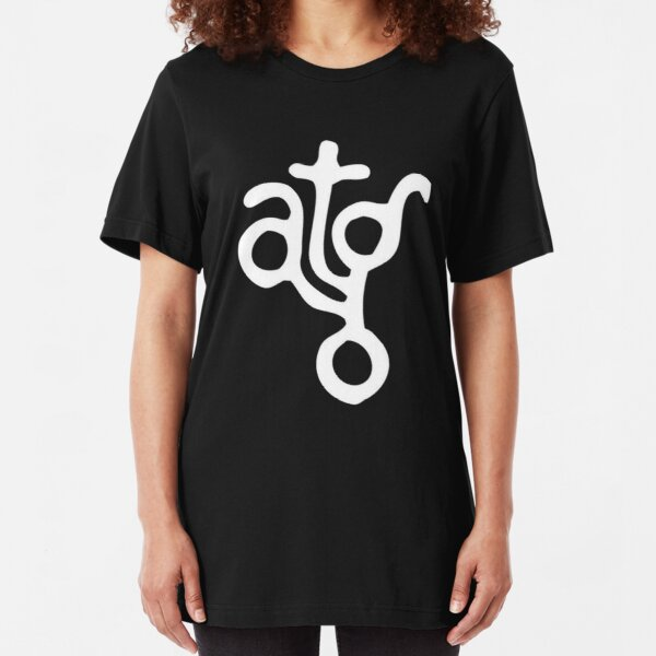 Art Theatre Guild - Logo Slim Fit T-Shirt