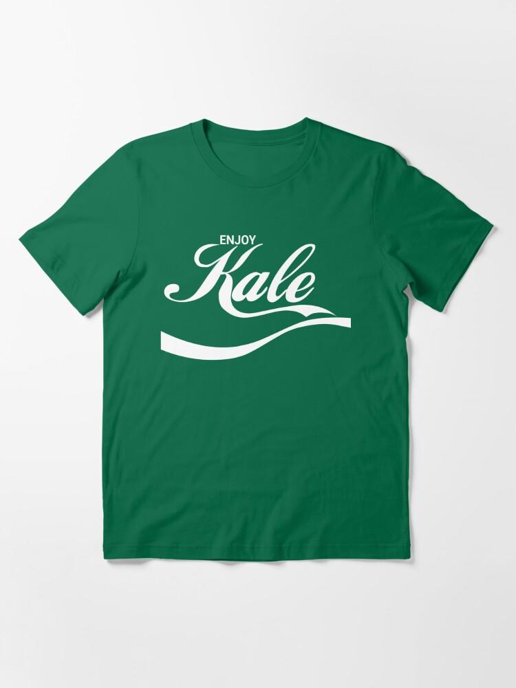 Alternate view of Enjoy Kale Essential T-Shirt