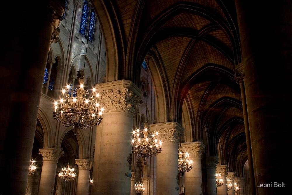 in church by Leoni Bolt