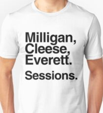 The Office – David Brent – Milligan, Cleese, Everett, Sessions - Funny T-shirt & Gifts Unisex T-Shirt