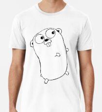 Golang Men's Premium T-Shirt