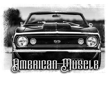 Classic Car | American Muscle  by Slackr