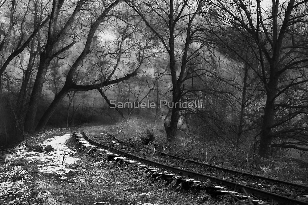 Railway to everywhere by Samuele Puricelli