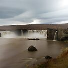 Goðafoss by Phil Bain