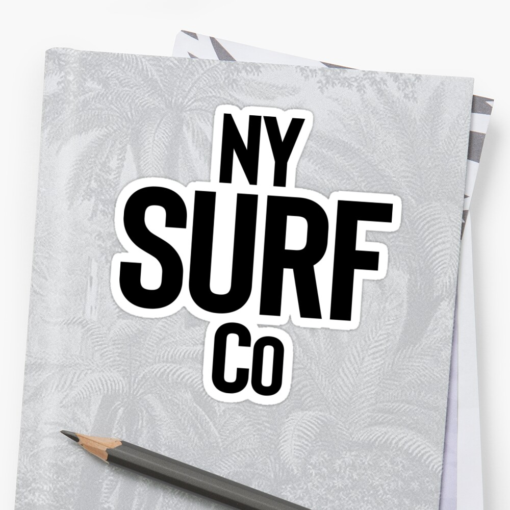 NY Surf Co - New York Pride by RoadRescuer