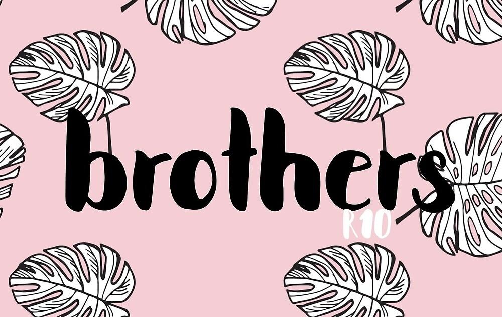 Brothers  by jmartineez