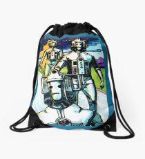 Weetabix Doctor Who 1977 Cybermen Drawstring Bag