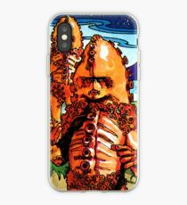 Weetabix Doctor Who 1977 Zygons iPhone Case