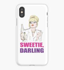 SWEETIE DARLING iPhone Case