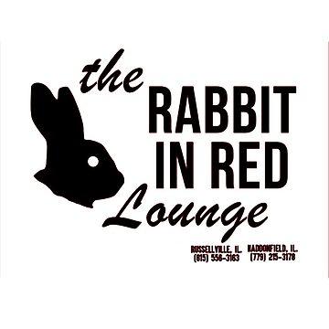 Rabbit in Red Lounge by DankSpaghetti