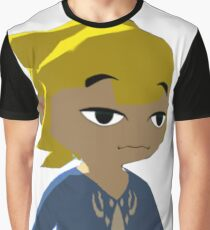 Camiseta gráfica Enlace toon