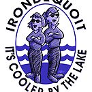 Irondequoit: It's Cooler by the Lake V3 by manyhats