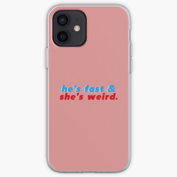 Maximoff Twins iPhone Soft Case