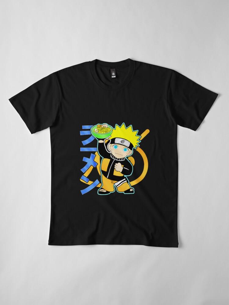 Alternative Ansicht von Meine Supermacht ist Ramen Premium T-Shirt