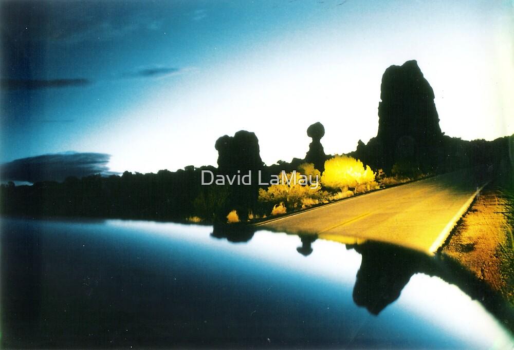 Desert Monuments by David LaMay