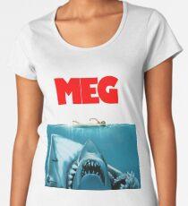 meg - goodbye bruce Women's Premium T-Shirt