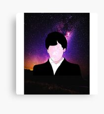 Patrick Troughton - Doctor Who Canvas Print