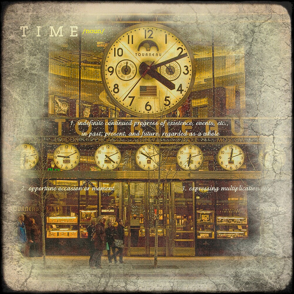 Time(s) by egold
