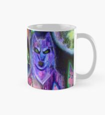 The Butterfly and The Wolf Mug