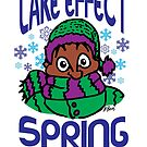 Lake Effect Spring, Rochester, NY by manyhats