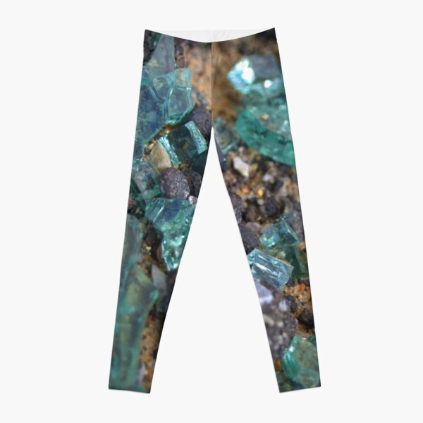 Ode to: Safety Glass Leggings