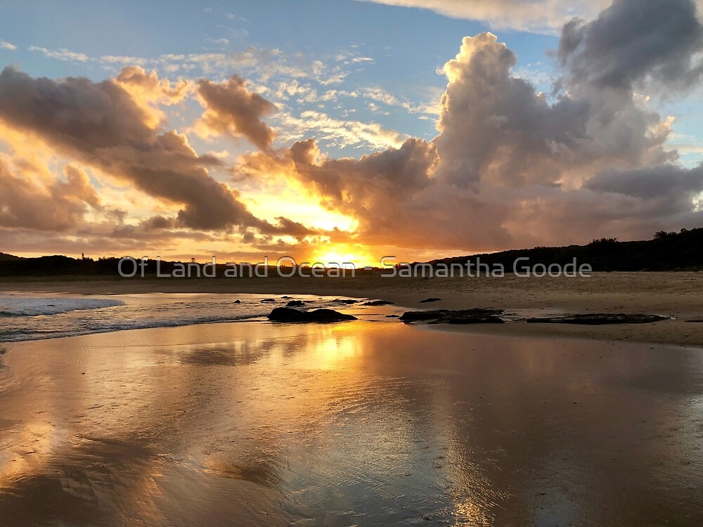 Catherine Hill Bay, NSW Australia by Of Land & Ocean - Samantha Goode