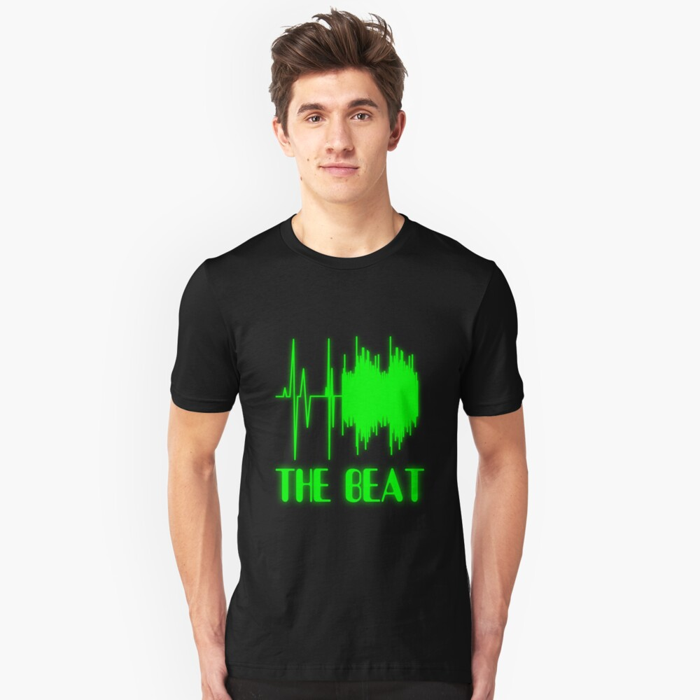 The Beat Unisex T-Shirt Front