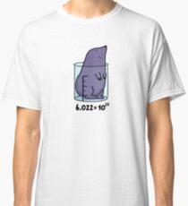 Chemistry Mole Animal Pun Classic T-Shirt